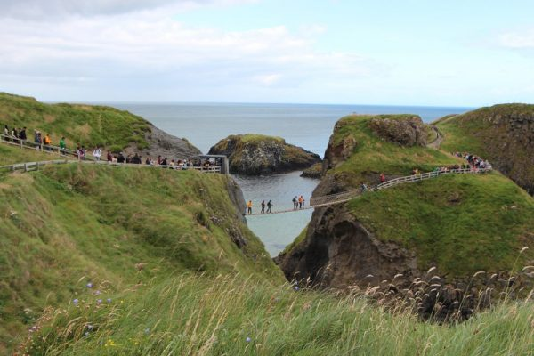Carrick-A-Rede Rope Bridge Tour