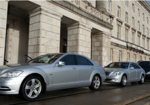 Chauffeurs in Dublin