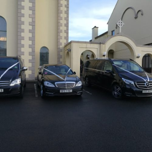 Wedding Chauffeured Cars Belfast